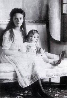 Princess Irina and Prince Vasily