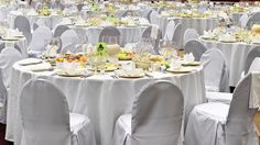 Wedding tables, Gusto Restaurant & Bar Maryborough