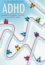 ADHD  Piirretty Illustratorilla ja PhotoShopilla. 2012.