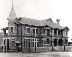 Kogarah Post Office at 5 Railway Pde,Kogarah,in southern Sydney (year unknown). 🌹 St Georges Hospital, History Projects, Post Office, Old Photos, Ancestry, Sydney, Coins, Stamps, Old Pictures