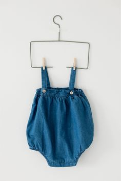 Discover the new ZARA collection online. Romper Suit, Denim Romper, Jean Romper, Little Fashion, Fashion Kids, Zara Looks, Baby Kids, Baby Boy, Zara Mini