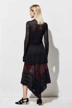 Proenza Schouler Resort 2016 Fashion Show - Harleth Kuusik