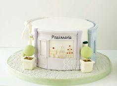 Patisserie Cake