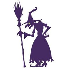 This wicked witch is the perfect addition to any Halloween creation! Halloween Stencils, Halloween Drawings, Halloween Doll, Halloween Prints, Halloween Photos, Holidays Halloween, Vintage Halloween, Halloween Witches, Witch Silhouette