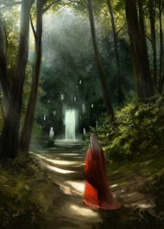 Into The Woods by rodmendez on DeviantArt