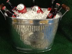 Southern Miss Tailgating Tub by Tailgategoodsdotcom on Etsy, $30.00 College Store, Fan Store, Great Christmas Gifts, Tailgating, Gifts For Him, Barware, Tub, Best Gifts, Southern