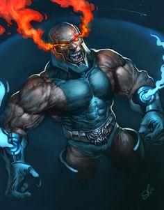 Darkseid by Eric Messinger