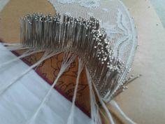 Bobbin lace {Brussels, Belgium}