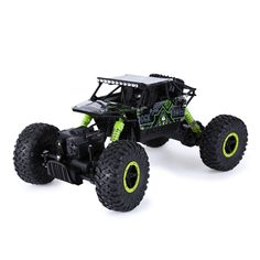 $55.78 - Nice Hot Sale RC Car 2.4Ghz 4WD 1/18 4 Wheel Drive Rock Crawler Rally Car 4x4 Double Motors Bigfoot car Off-Road Vehicle Toys - Buy it Now!