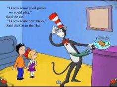 the cat in the hat 25 min original movie