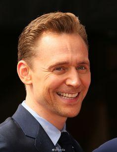 Tom Hiddleston. (Via Torrilla)