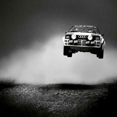 1984 Audi Quattro A2 | Type 85 | Group B Rally Car | The A2 won a total of 8 World Rally Races between 1983 - 1984 | Piloti were Hannu Mikkola and Walter Rohrl