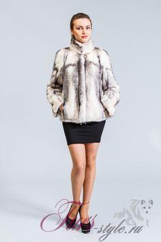 Куртка из норки крестовки от Пятигорской фабрики | | Furs-style.ru - Интернет магазин Пятигорских меховых фабрик. Шубы Пятигорска.