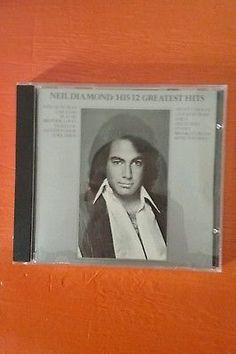 Neil Diamond:His 12 Greatest Hits- Cd