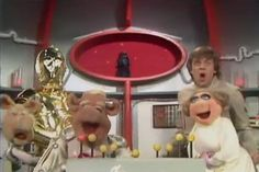 Star Wars & The Muppet Show both staples in my childhood
