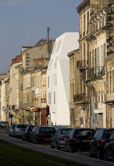 The iceberg of Bordeaux | Architecture at Stylepark