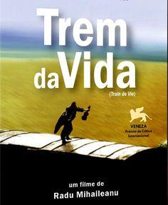 Trem da vida; drama histórico; 1999; legendado; 103 min