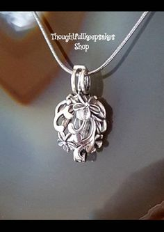 Chain Sold Separately Foot Cremation Pendant