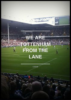White Hart Lane, Tottenham Hotspur v. White Hart Lane, Tottenham Hotspur Football, Fulham, Soccer Stadium, European Soccer, English Premier League, North London, Chelsea Fc, Sports Humor
