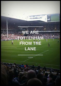 White Hart Lane, Tottenham Hotspur v. Fulham. English Language Review: http://rdd.me/yw6rmyfm