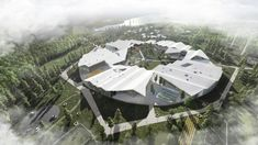 Gallery - CEBRA Wins Competition to Design Smart School in Russia - 1