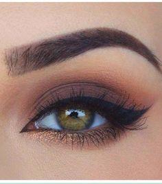 10 heißesten Augen Make-up Looks - Makeup Trends Pretty Makeup, Love Makeup, Makeup Inspo, Makeup Inspiration, Stunning Makeup, Makeup Style, Picture Makeup, Neutral Makeup, Amazing Makeup