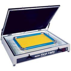 NuArc First Light Silkscreen Exposure Unit