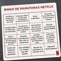 Eu fiz 9 pontos! E vocês? Quantos acertariam? #streamteam #netflixbrasil #agentenaoquersocomida #avidaquer @avidaquer por @samegui avidaquer.com.br  #repost @netflixbrasil: Certeza que tem muita gente fazendo Bingo nesse fim de semana! http://ift.tt/2jGBByU