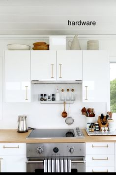 Hardware; via Houzz