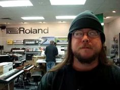 What it's really like to work at a music store.