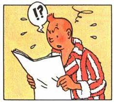 Pastiches Tintin