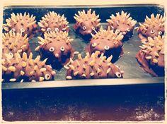 Kein Kuchen ist auch keine Lösung: Kleine Schoko-Igel