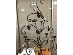 Antique Candelabra with Vine Detailing is listed For Sale on Austree - Free Classifieds Ads from all around Australia - http://www.austree.com.au/antiques-collectables/antiques/antique-candelabra-with-vine-detailing_i3846