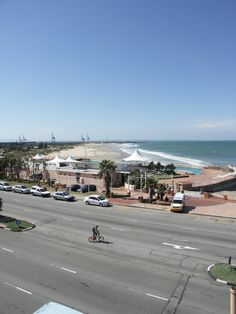 The Beachfront - Port Elizabeth, South Africa, my hometown. Beautiful Places To Visit, Beautiful Beaches, Port Elizabeth, Out Of Africa, Great Memories, South Africa, Tourism, Scenery, Street View