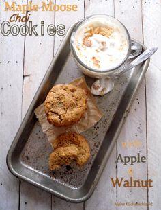 Maple Moose Chai Cookies