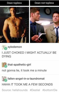 I just lifted my head up so fast that I got my head . - I just lifted my head up so fast that I got my head … – Supernatural – - Castiel, Supernatural Destiel, Supernatural Imagines, The Beast, Dean Winchester, Winchester Brothers, Super Natural, Misha Collins, My Face Book