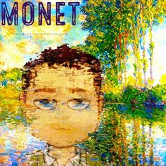 Monet, Artist, Painting, Artists, Painting Art, Paintings, Painted Canvas, Drawings