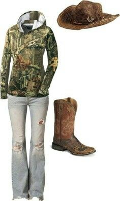 Camoflauge Outfit!