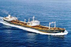 Tanker Ship, Oil Tanker, Concept Ships, The Past, Boat, Dinghy, Boats, Ship