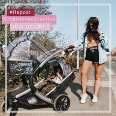 Double the fun on all of your everyday strolls, our Infababy Duo Double Buggy grows with you and your family! Available NOW on our website! Our Duo Double buggy is available to purchase as a bundle, check them out on our site. Thanks so much to catrionacollection for sharing this gorgeous photo with us!😍 Double Buggy, Travel System, Tandem, Baby Strollers, Car Seats, Website, Check, Fun, Baby Prams