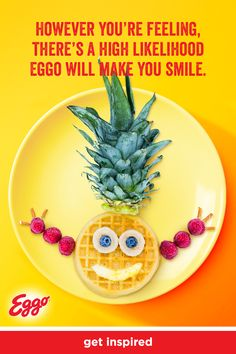 School of Eggo Easy Art For Kids, Crafts For Kids, Cute Food, Yummy Food, Pawer Rangers, Eggo Waffles, Summer Snacks, Starbucks Drinks, Creative Food