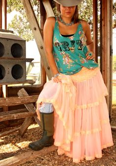 [the EMMA petticoat] junk gypsy co.