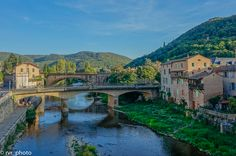 El pueblo deSaint-Affrique en el departamento del Aveyron, región deMidi-Pyrénées, Francia  #instadaily #instagood #photooftheday #bestoftheday #happy #tourism #world #smile #mundo #sky #thebestphoto #visiting #amazing #mytravelgram #picoftheday #beautiful  #traveling #nomad #VivimosdeViaje #France #Francia #MidiPyrenees #Occitanie #Aveyron #SaintAffrique