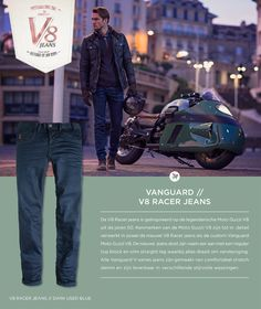 Vanguard V8 Racer Jeans | Vanguard Official Dealer