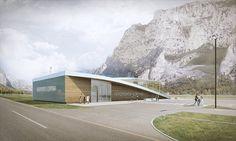 Nuovo aeroporto Cortina d'Ampezzo, Cortina d'Ampezzo, 2020 - M7 Architecture + Design