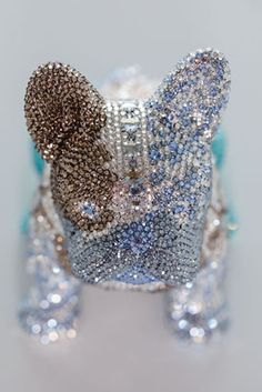 French Bruno by J. Swarovski, Butterfly, Bling, Glamour, Sculpture, French, Engagement Rings, Crystals, Luxury