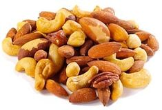reduced sodium roasted mixed nuts - probably can get large containers from Costco. Gourmet Recipes, Dog Food Recipes, Diet Recipes, Snack Recipes, Healthy Recipes, Healthy Foods, Easy Recipes, Healthy Travel Snacks, Healthy Snacks For Kids