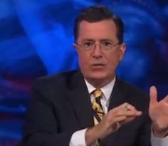 Video: Colbert On The Asiana Pilots' Names Fiasco