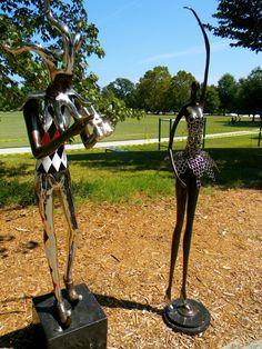 Atlanta Arts Festival 2011  Piedmont Park