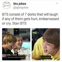 Help Jin is in pain